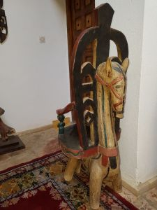 décoration africaine